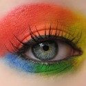Rainbow_Make_up_by_KatherineDavis