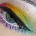 Rainbow_makeup_by_VanillaBlitz