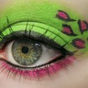 Green_and_pink_leopard_Makeup_by_KatherineDavis