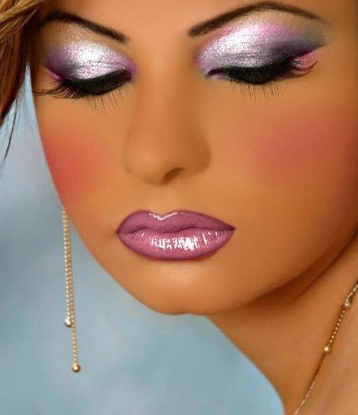 вызывающий макияж фото фото все ГОЛОВНЫЕ УБОРЫ