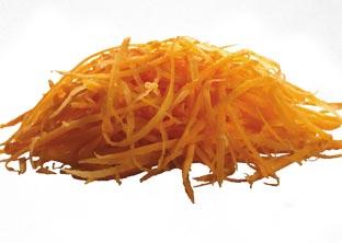 морковка от мешков под глазами