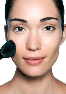 красивый легкий макияж