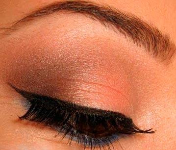 идея красивого макияжа