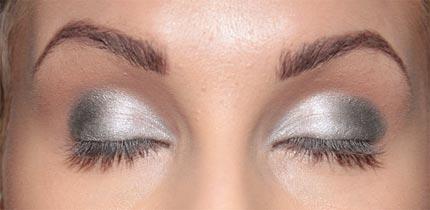 макяж для серо-голубых глаз