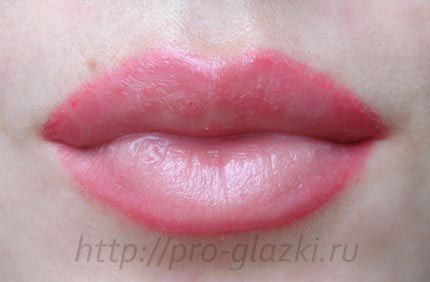 губы татуаж