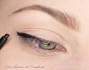 зимний макияж глаз