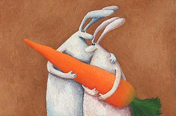 морковь для супер зрения