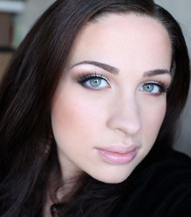 легкий красивый макияж на каждый день