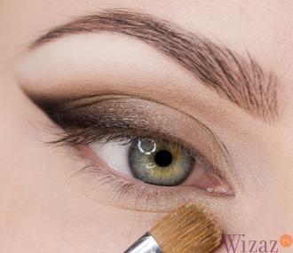 зеленые глаза - макияж