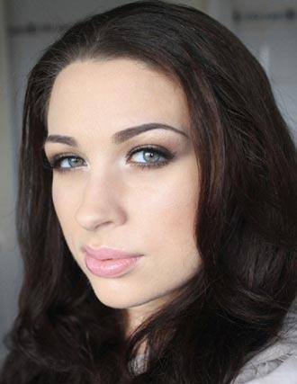 макияж Виктория Сикрет