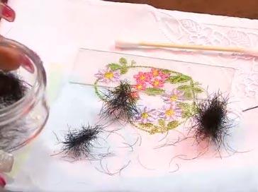 наращивание ресниц материалы